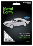 Metal Earth Ford Mustang 1965 - Metalowy model do składania