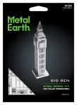 Metalowy Model Do Składania Metal Earth Big Ben Tower - bez klejenia Na Prezent
