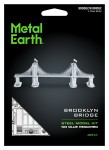Metal Earth Most Brookliński Brooklyn Bridge model do składania metalowy.