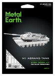 Metal Earth Czołg Abrams M1 Tank Metalowy model do składania