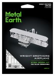 Metal Earth Samolot Braci Wright, Wright Brothers Airplane Metalowy Model Do Składania