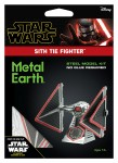 Metal Earth Star Wars Sith TIE Fighter Metalowy Model Do Składania