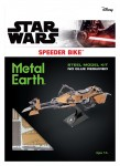 Metal Earth Star Wars Speeder Bike Metalowy Model Do Składania