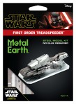 Metal Earth Star Wars First Order Treadspeeder Metalowy Model Do Składania