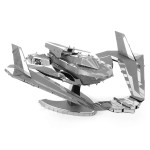 Metal Earth Batman v Superman - Batwing model do składania metalowy.