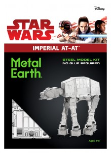 Metal Earth Star Wars AT-AT  Model Do Składania Metalowy