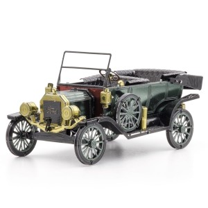 Metal Earth Samochód Ford Model T 1910 r. Metalowy model do składania