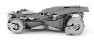 Metal Earth Batman v Superman - Batmobile Metalowy Model Do Składania